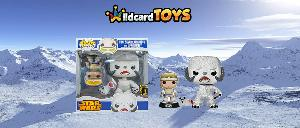 2 Wildcard Toys Funko POP Figurines