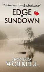 2 Winners: $15 Amazon giftcard ; Paperback of Edge of Sundown + carved wooden bookmark -1 winner each!