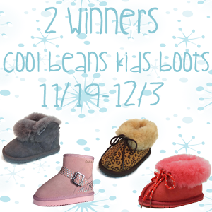 2 Winners – Cool Beans Kids Boots