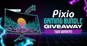 2 Winners will win a 165Hz Gaming Monitor & Monitor Arm Mount!