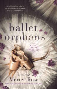 2 winners will win a 2 tote bags of Ballet Theatre Chronicles, the previous one, a finished copy of BALLET ORPHANS, a $25 gift card either to Amazon or Bookshop Santa Cruz & 2 winners will receive a $5 Amazon Gift Card and an eBook of BALLET ORPHANS.