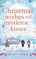 2 X Paperback copy of Christmas Wishes and Mistletoe Kisses by Jenny Hale