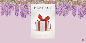 2 X Paperback copy of Perfect Imperfections by Taryn Leigh