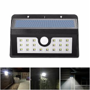 20 LED Solar Light with Motion Control
