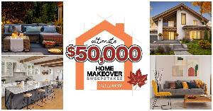 2021 Fall Home Makeover Sweepstakes