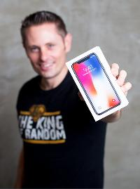 256GB iPhone X