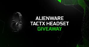 2x Alienware TactX Headsets