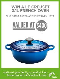 3.1L Le Creuset French Oven ""