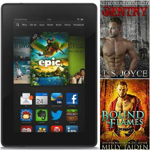 3 Kindle Fires