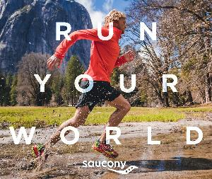 3 Pairs of Saucony Shoes