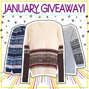 3 Sweaters from Kismet Collections