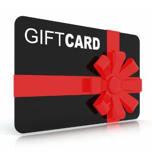 3 WINNERS WILL WIN A £25 GIFTCARD OF YOUR CHOICE!