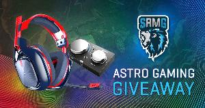 3 Winners will win an Astro A40 TR Headset & Astro Mixamp Pro TR each!