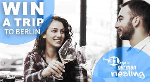 31 Days of Riesling Contest - Win a Trip to Berlin