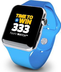 333 Apple Watch Giveaway