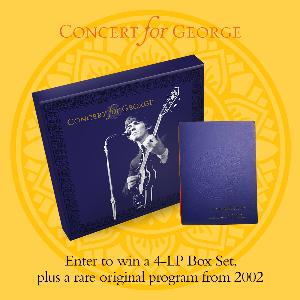 4-LP box set of Concert