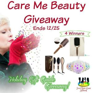 4 Winners! Care Me Beauty Giveaway