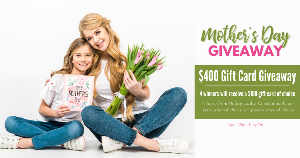 4 Winners will win a $100 Giftcard of choice each!