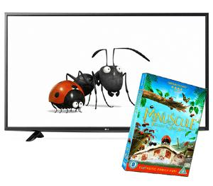 49in Freeview Smart TV Giveaway!