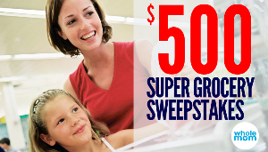 500 Grocery Gift Card
