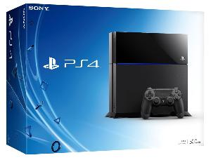 500GB Sony Playstation 4