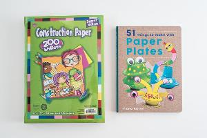 51 Things to Make with Paper Plates and Supplies Pack Giveaway