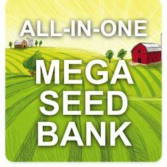 55-In-One MEGA Seed Bank