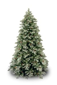 5ft frosted artificial Christmas tree Giveaway!