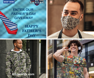 65 MCMLXV Father's Day Giveaway
