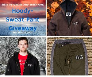 65 MCMLXV Hoody-Sweatpant Giveaway