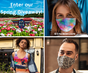65 MCMLXV Spring Giveaway