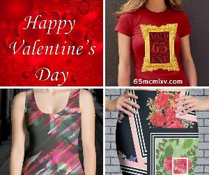 65 MCMLXV T-Shirt Valentine's Giveaway