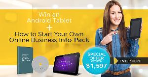 7 Inch Android Tablet + Set of 72 DVDs ($1,597)