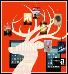 7″ Kindle Fire + $25 Amazon GC + 2017 Kindle Book Award Winning Book