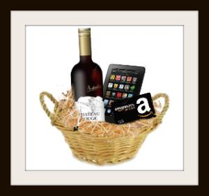 "7″ Kindle Fire + $25 Amazon GC + ""52 Shades of Grey"" Wine"