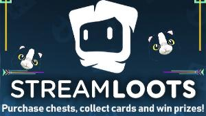 9 Winners will win Streamloot Chests!!