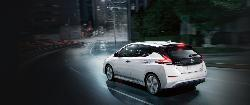 A 2019 NISSAN LEAF S ELECTRIC CAR!