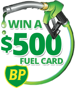a BP Fuel Card