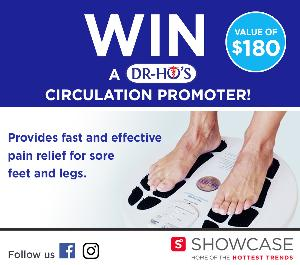 A Dr. Ho's Circulation Promoter