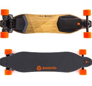 A lovely Boosted Board.