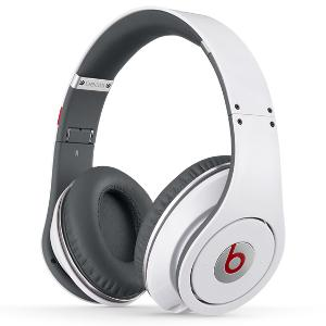 a pair of Dr. Dre Headphone