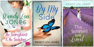 A Piece of my Heart by Wendy Lou Jones - Book Review, Guest Post & Giveaway