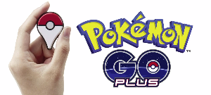 a Pokemon Go Plus device