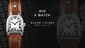 a RALPH LAUREN watch
