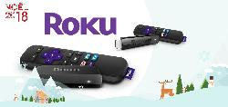 """a Roku streaming player to make your smart TV"""""""