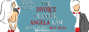 A signed copy of The Divorce Planner + a copy of either Legs, Out of Balance, and Red Eggs and Good Luck (winner's choice)..+more
