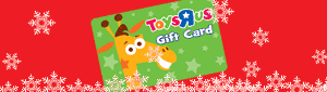 A Toys R Us Gift Card
