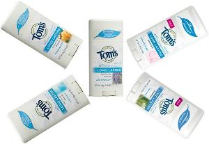 A Year's Worth of Tom's of Maine 24-Hour Long Lasting Deodorant