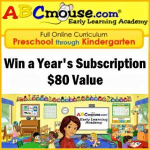 ABCmouse.com Early Online Education 1 Year Membership