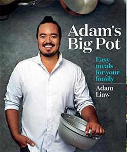Adam's Big Pot Cookbook Giveaway
